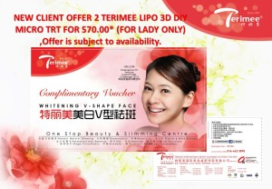 45 Voucher-whitening v shape 3d diy570